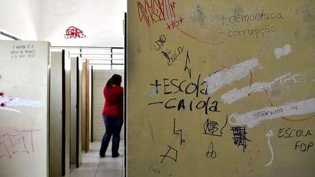 Falta de estrutura e recursos faz escolas públicas aceitarem 'qualquer ajuda', diz diretora | Foto: Rovena Rosa/Ag. Brasil
