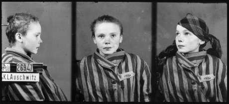 12 de março de 1943: menina polonesa de 14 anos Czesława Kwoka foi assassinada em Auschwitz com uma injeção de fenol no coração.