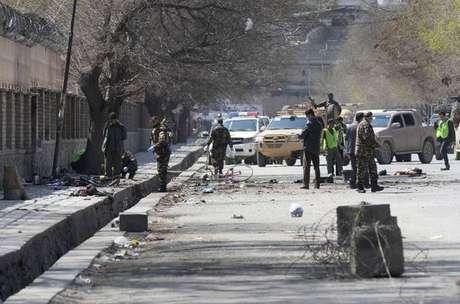Ataque suicida mata 26 pessoas durante o Ano Novo persa no Afeganistão