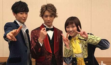 O trio de ladrões Lupinranger