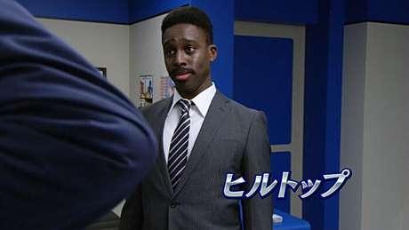 Comandante Hilltop (Ike Nwala)