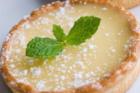 Torta de limão siciliano