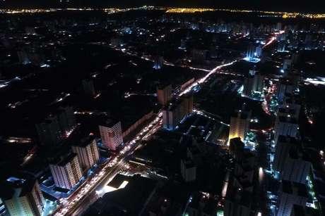 Apagão na cidade de Aracaju (SE)