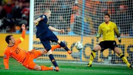 9e6d8122a1 Iniesta admite que deve aposentar-se da seleção espanhola após a Copa