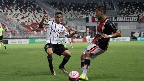 Joinville 1 x 0 Figueirense (Foto: Divulgação/JEC)