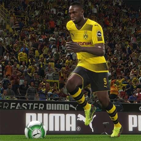 Bolt participará de treino do Borussia Dortmund