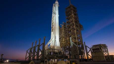 Foguete Falcon 9 SpaceX