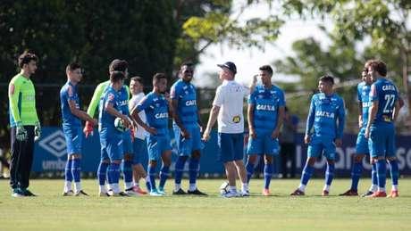 Ao vivo - Cruzeiro x Tupi - Campeonato Mineiro 2018