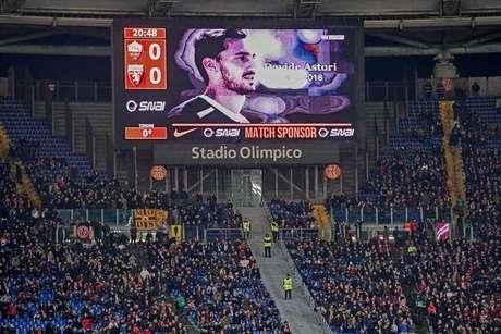 Seleção da Itália homenageará Astori em amistoso