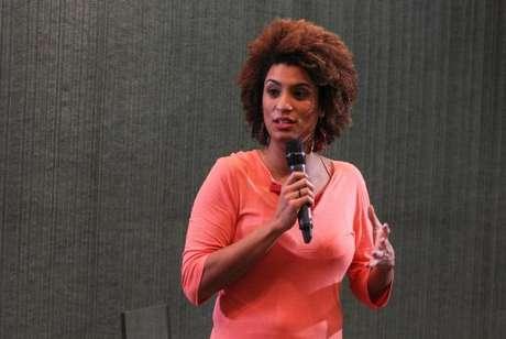 Marielle Franco, vereadora do PSOL na Câmara do Rio de Janeiro foi assassinada