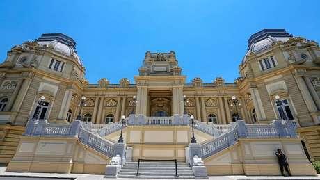 A família real e a União começaram a brigar em 1895 pela propriedade do Palácio da Guanabara, atual sede do governo fluminense | Foto: Carlos Magno/Governo RJ