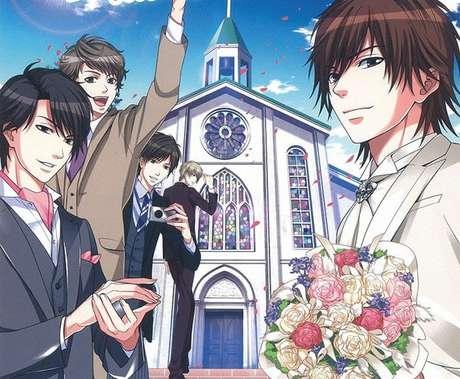'Chikai No Kiss Wa Totsuzen Ni' apela para o romance mais convencional