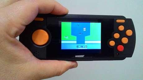 Atari Flashback traz os clássicos para a palma da sua mão