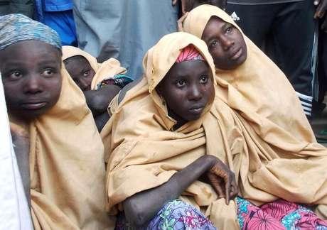 Meninas nigerianas libertadas por militantes do Boko Haram