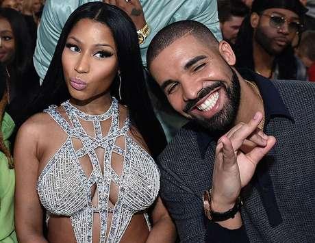 Drake e Nicki Minaj: o que faz o 'Fortnite', hein...