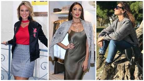 Paolla Oliveira, Patricia Poeta, Giovanna Antonelli (Fotos: AgNews/Reprodução/Instagram)