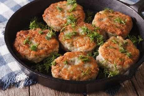 Bolinho de peixe sem farinha: receita prática e deliciosa