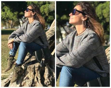 Giovanna Antonelli (Fotos: Reprodução/Instagram/@gioanto)