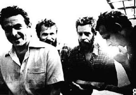 Karol Modzelewski e seus parceiros de contestação ao comunismo polonês