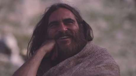 Joaquin Phoenix interpretou Jesus no filme 'Maria Madalena', de 2018