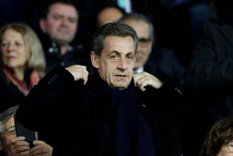 Ex-presidente da França Nicolas Sarkozy 24/01/2018 REUTERS/Gonzalo Fuentes