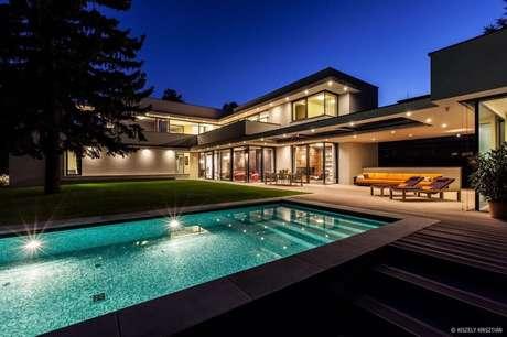 25. Casas de luxo modernas