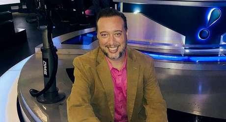 """Franz Vacek, superintendente de Jornalismo e Esportes da RedeTV!: """"Comemoro quando nosso portal 'fura' a televisão em uma notícia exclusiva"""""""