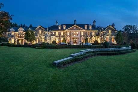 Casas Luxuosas Veja Muitas Fotos De Mans 245 Es De Encher Os