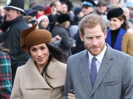 Casamento de Príncipe Harry e Meghan Markle terá plano de segurança histórico