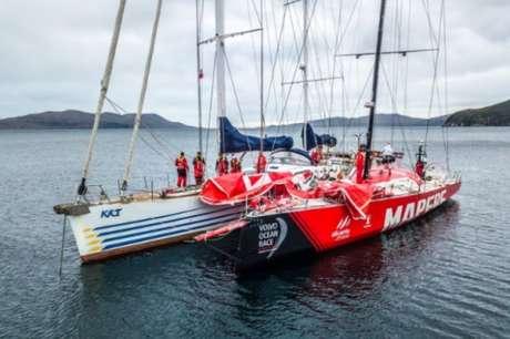 Sétima etapa da Volvo Ocean Race com percurso entre Nova Zelândia e Brasil