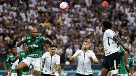 Palmeiras a um empate do título do Paulista