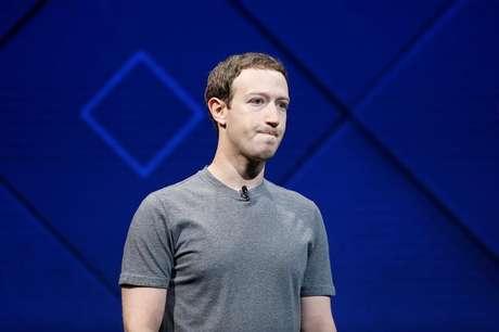 Zuckerberg durante evento em San Jose, Califórnia 18/4/2017 REUTERS/Stephen Lam