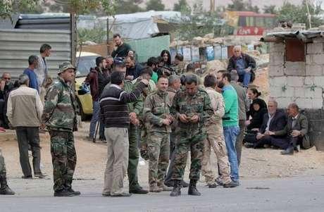 Trump quer retirar tropas norte-americanas da Síria
