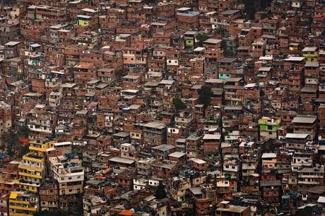 Rocinha, no Rio de Janeiro, é a maior favela da América do Sul