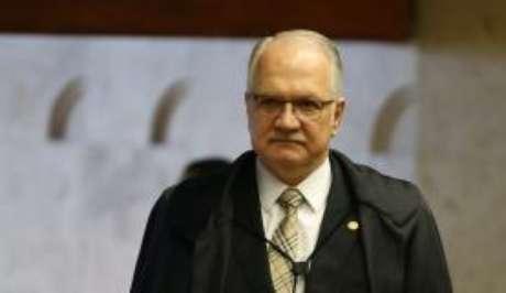 Ministro do STF Edson Fachin é o relator do pedido de habeas corpus de Lula