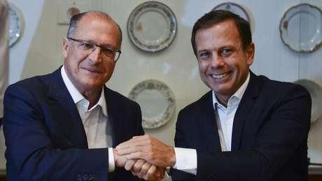 Geraldo Alckmin enfrentou disputa interna no PSDB para se viabilizar candidato