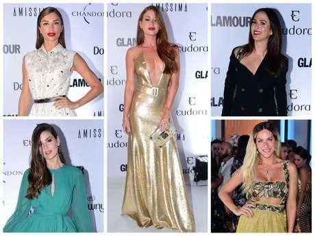 Looks do Prêmio Geração Glamour (Fotos: Leo Franco/Thiago Duran/AgNews)