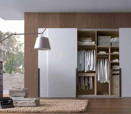 17. Os armários embutidos para quarto são as melhores opções