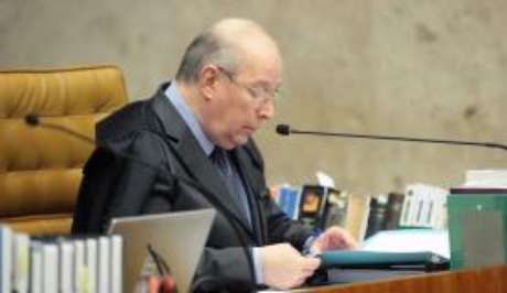 Ministro Celso de Mello, decano da corte