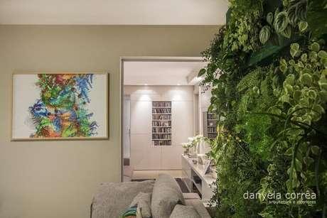 31. Agora você já sabe como fazer um jardim vertical! Projeto de Danyela Correa