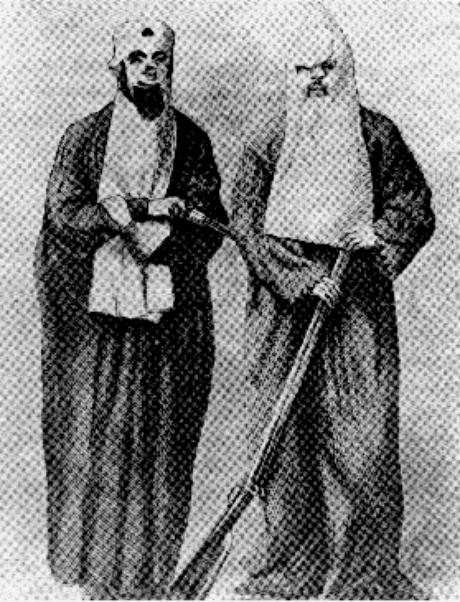 Dois integrantes da Klan