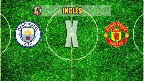 Manchester City pode ser campeão Inglês diante de seus torcedores contra o rival Manchester United