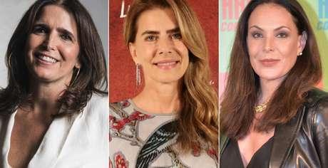 Malu Mader, Maitê Proença e Carolina Ferraz só voltam a trabalhar na Globo com contrato por obra, com duração curta