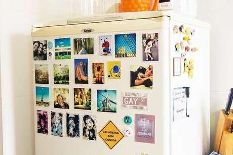 4. Sua geladeira não precisa ficar sem comida, planejando direitinho você faz suas compras antes disso acontecer. Projeto de Casa Aberta