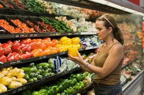 7. Você pode comprar suas verduras no mercado ou na feira, como ficar melhor para você