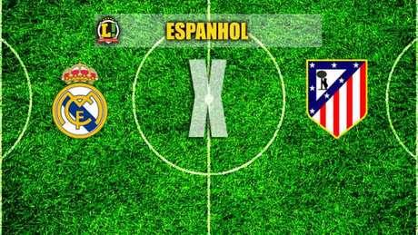 Apresentação - Real Madrid x Atletico de Madrid