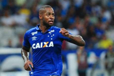 Após vitória sobre o Atlético-MG, Dedé respondeu provocações dos rivais (Foto: Washington Alves/Cruzeiro)