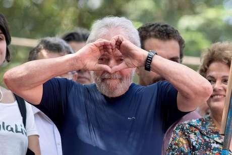 Em vídeo, Lula acusa Moro de ter 'mente doentia'