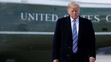 O presidente dos EUA, Donald Trump, usou o Twitter para atacar o presidente da Síria e seus apoiadores: Tensão