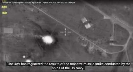 Síria e Rússia acusam Israel de ataque em aeroporto militar